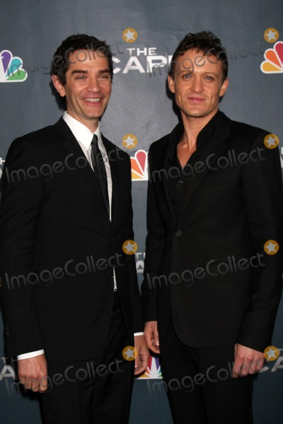 David Lyons Photo - LOS ANGELES - JAN 4  James Frain David Lyons arrives at The Cape Premiere Party at Music Box Theater on January 4 2011 in Los Angeles CA