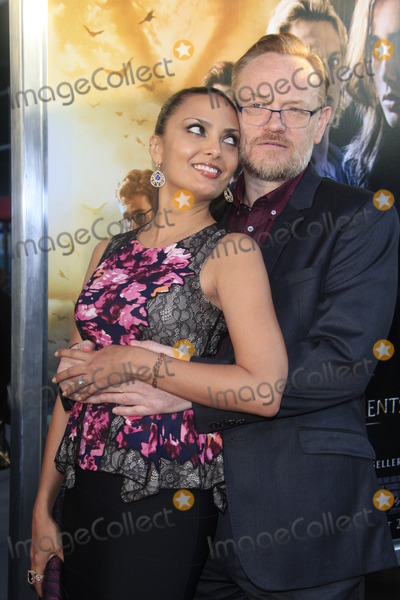 Allegra Riggio Photo - LOS ANGELES - AUG 12  Allegra Riggio Jared Harris at the The Mortal Instruments City of Bones Premiere at ArcLight Hollywood Theaters on August 12 2013 in Los Angeles CA