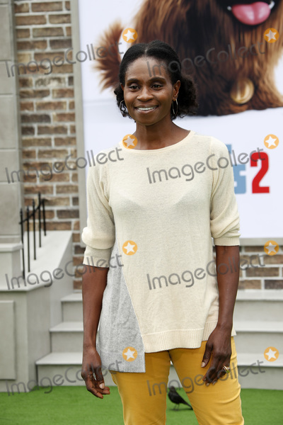 Adina Porter Photo - LOS ANGELES - JUN 2  Adina Porter at the The Secret Life of Pets 2 Premiere at the Village Theater on June 2 2019 in Westwood CA