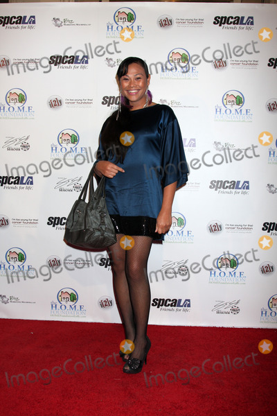 Cassandra Hepburn Photo - LOS ANGELES - MAY 24  Cassandra Hepburn arriving at the Celebrity Casino Royale Event at Avalon on May 24 2011 in Los Angeles CA