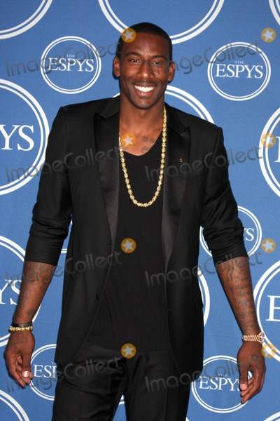 Amare Stoudemire Photo - LOS ANGELES - JUL 13  Amare Stoudemire in the Press Room of the 2011 ESPY Awards at Nokia Theater at LA Live on July 13 2011 in Los Angeles CA