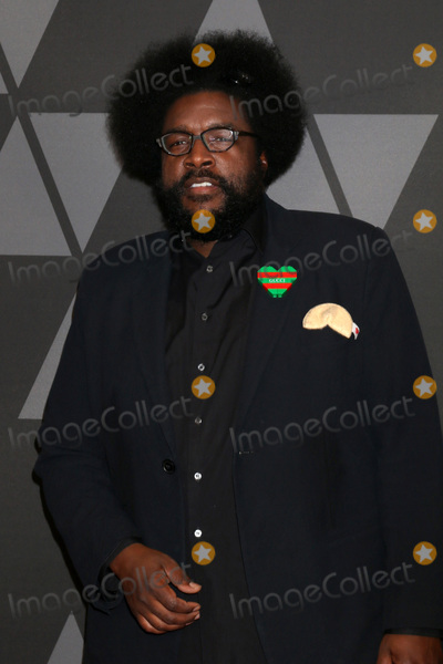 Questlove Photo - LOS ANGELES - NOV 11  Questlove at the AMPAS 9th Annual Governors Awards at Dolby Ballroom on November 11 2017 in Los Angeles CA