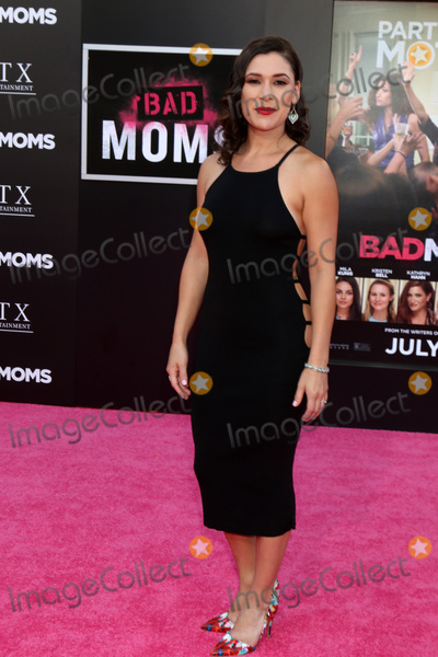 Shauna Rappold Photo - LOS ANGELES - JUL 26  Shauna Rappold at the Bad Moms Los Angeles Premiere at the Village Theater on July 26 2016 in Westwood CA