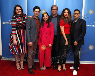ASH Photo - LOS ANGELES - MAR 5  Lauren Ash Ben Feldman America Ferrera Mark McKinney Nichole Bloom Nico Santos at the Superstore For Your Consideration Event on the Universal Studios Lot on March 5 2019 in Los Angeles CA