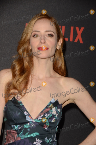 Jaime Ray Newman Photo - LOS ANGELES - JAN 10  Jaime Ray Newman at the Weinstein Company  Netflix 2016 Golden Globe After Party at the Beverly Hilton on January 10 2016 in Beverly Hills CA
