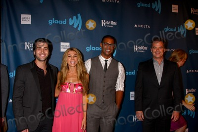 Nathan Owens Photo - LOS ANGELES - APR 20  Freddie Smith Kate Mansi Nathan Owens Wally Kurth arrives at the 2013 GLAAD Media Awards at the JW Marriott on April 20 2013 in Los Angeles CA