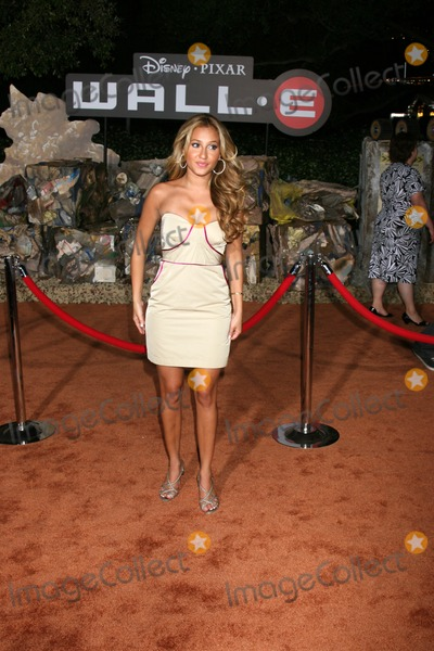 Adrienne Bailon Photo - Adrienne Bailon arriving at the Wolrd Premiere of Wall-E at the Greek Theater in Los Angeles CA onJune 21 2008
