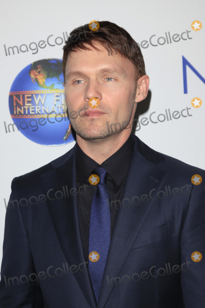 The Sounds Photo - LOS ANGELES - OCT 24  Scott Haze at the The Sound And The Fury Premiere at the Fine Arts Theater on October 24 2015 in Beverly Hills CA