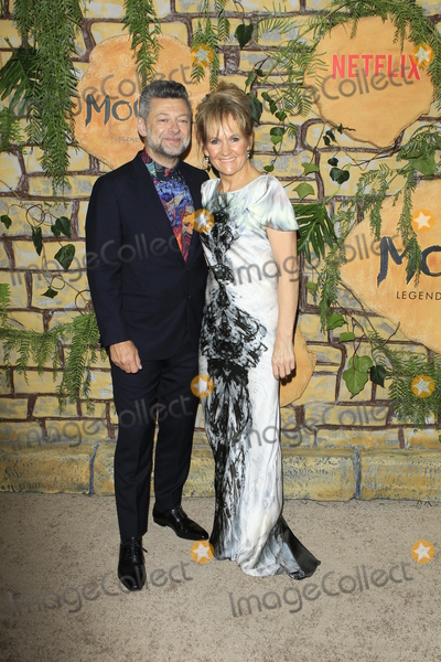Andy Serkis Photo - LOS ANGELES - NOV 28  Andy Serkis Lorraine Ashbourne at the Mowgli Legend of the Jungle Premiere at the ArcLight Theater on November 28 2018 in Los Angeles CA