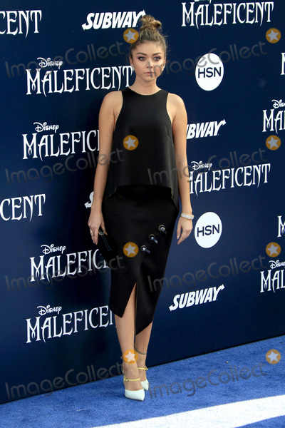 Sarah Hyland Photo - LOS ANGELES - MAY 28  Sarah Hyland at the Maleficent World Premiere at El Capitan Theater on May 28 2014 in Los Angeles CA