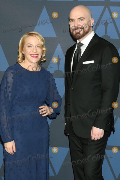 Arianne Sutner Photo - LOS ANGELES - OCT 27  Arianne Sutner Chris Butler at the Governors Awards at the Dolby Theater on October 27 2019 in Los Angeles CA