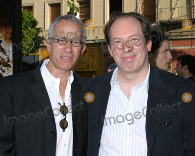 James Newton Howard Photo - James Newton Howard and Hans Zimmer ComposersPremiere of Batman BeginsGraumans Chinese TheaterLos Angeles CAJune 6 2005