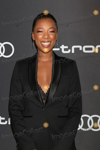 Samira Wiley Photo - LOS ANGELES - SEP 13  Samira Wiley at the Audi Pre-Emmy Party at the La Peer Hotel on September 13 2018 in West Hollywood CA