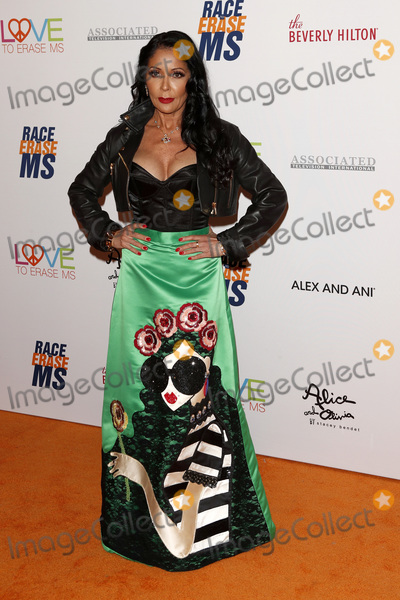 Apollonia Kotero Photo - LOS ANGELES - MAY 10  Apollonia Kotero at the Race to Erase MS Gala at the Beverly Hilton Hotel on May 10 2019 in Beverly Hills CA