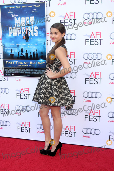 Paris Berelc Photo - LOS ANGELES - NOV 9  Paris Berelc at the AFI FEST Mary Poppins 50th Anniversary Commemoration Screening at TCL Chinese Theater on November 9 2013 in Los Angeles CA
