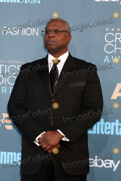 Andre Braugher Photo - LOS ANGELES - DEC 11  Andre Braugher at the 22nd Annual Critics Choice Awards at Barker Hanger on December 11 2016 in Santa Monica CA