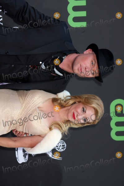Young MC Photo - Jacob Young   Cady McClain  arriving at the Daytime Emmys at the Orpheum Theater in  Los Angeles CA on August 30 2009