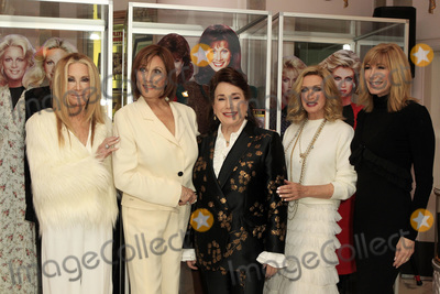 Joan Van Ark Photo - LOS ANGELES - JAN 18  Joan Van Ark Michele Lee Donelle Dadigan Donna Mills Leeza Gibbons at the 40th Anniversary of Knots Landing Celebration at the Hollywood Museum on January 18 2020 in Los Angeles CA
