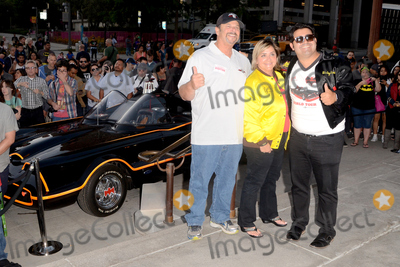 Angel City Photo - LOS ANGELES - JUN 15  George Barris Fa at the Bat Signal Lighting Ceremony to honor Adam West at the Los Angeles City Hall on June 15 2017 in Los Angeles CA
