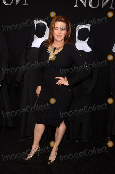 Alicia Machado Photo - LOS ANGELES - SEP 4  Alicia Machado at the The Nun World Premiere at the TCL Chinese Theater IMAX on September 4 2018 in Los Angeles CA