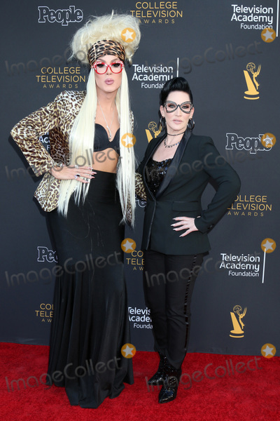 Alaska  Photo - LOS ANGELES - MAR 16  Alaska Thunderfuck 5000 Justin Andrew Honard Michelle Visage at the 39th College Television Awards at the Television Academy on March 16 2019 in North Hollywood CA
