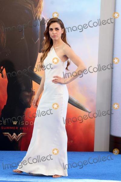 Alexandra Siegel Photo - LOS ANGELES - MAY 25  Alexandra Siegel at the Wonder Woman Los Angeles Premiere at the Pantages Theater on May 25 2017 in Los Angeles CA