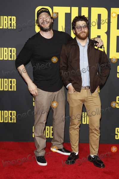 Adam Pally Photo - LOS ANGELES - JUL 10  Ike Barinholtz Adam Pally at the Stuber Premiere at the Regal LA Live on July 10 2019 in Los Angeles CA