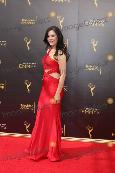 Christa Campbell Photo - LOS ANGELES - SEP 11  Christa Campbell at the 2016 Primetime Creative Emmy Awards - Day 2 - Arrivals at the Microsoft Theater on September 11 2016 in Los Angeles CA