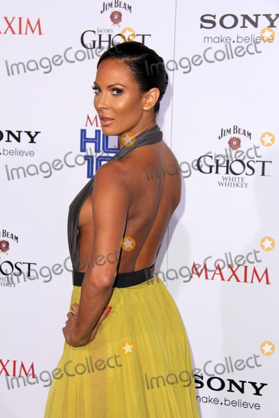Kenda Perez Photo - JLOS ANGELES - MAY 15  Kenda Perez arrives at the 2013 Maxim Hot 100 Party at the Vanguard on May 15 2013 in Los Angeles CA