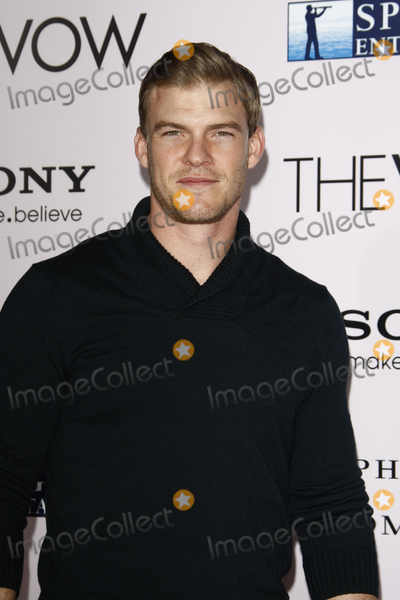 Alan Ritchson Photo - LOS ANGELES - FEB 6  Alan Ritchson arrives at The Vow Premiere at Gramans Chinese Theater on February 6 2012 in Los Angeles CA