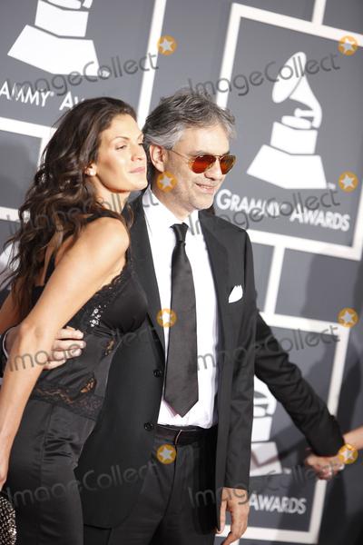 Andrea Bocelli Photo - Andrea Bocelliarriving at the 2010 GrammysStaples CenterLos Angeles CAJanuary 31 2010