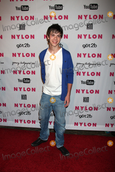 Alexander Gould Photo - Alexander Gouldarrives at the Nylon Magazine Young Hollywood Party 2010Hollywood Roosevelt Hotel PoolsideLos Angeles CAMay 12 2010