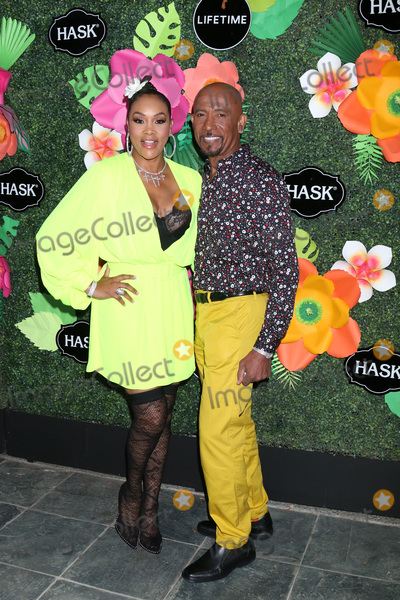 Montel Williams Photo - LOS ANGELES - MAY 20  Vivica A Fox Montel Williams at the Lifetime TV Summer Luau at the W Hotel on May 20 2019 in Westwood CA