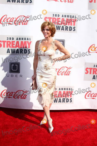 Lesli Kay Photo - LOS ANGELES - FEB 17  Lesli Kay arrives at the 2013 Streamy Awards at the Hollywood Palladium on February 17 2013 in Los Angeles CA