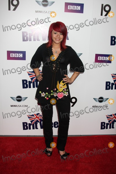 Allison Iraheta Photo - Allison Iraheta arriving at the Brit Week 2009 Reception  on April 23 2009 at the British Counsel Generals Official Residence in Los Angeles California