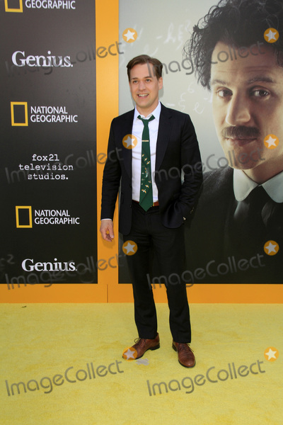 TR Knight Photo - LOS ANGELES - APR 24  TR Knight at the National Geographics Genius Premiere Screening at the Village Theater on April 24 2017 in Westwood CA