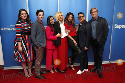 America Ferrera Photo - LOS ANGELES - MAR 5  Lauren Ash Ben Feldman America Ferrera Judith Light Mark McKinney Nichole Bloom Nico Santos at the Superstore For Your Consideration Event on the Universal Studios Lot on March 5 2019 in Los Angeles CA