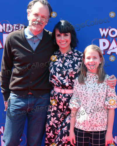 Constance Zimmer Photo - LOS ANGELES - MAR 10  Constance Zimmer Family at the Wonder Park Premiere at the Village Theater on March 10 2019 in Westwood CA