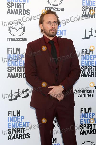 Matthias Schoenaerts Photo - LOS ANGELES - FEB 8  Matthias Schoenaerts at the 2020 Film Independent Spirit Awards at the Beach on February 8 2020 in Santa Monica CA