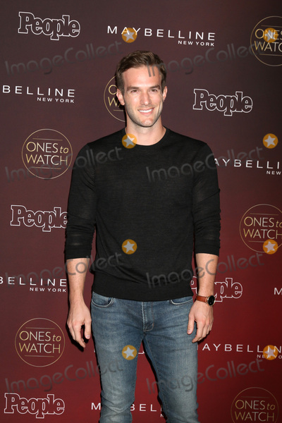 Andy Favreau Photo - LOS ANGELES - OCT 4  Andy Favreau_ at the Peoples Ones To Watch Party at the NeueHouse Hollywood on October 4 2017 in Los Angeles CA