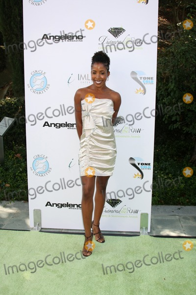 Crystal Michelle Photo - LOS ANGELES - OCT 16  Crystal Michelle arriving at the 2011 Stuntwomen Awards at the Skirball Cultural Center on October 16 2011 in Los Angeles CA