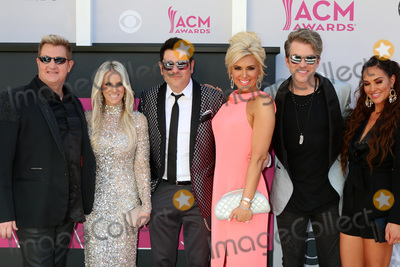 Tiffany Fallon Photo - LAS VEGAS - APR 2  Gary LeVox Tara LeVox Jay DeMarcus Allison Alderson Joe Don Rooney Tiffany Fallon at the Academy of Country Music Awards 2017 at T-Mobile Arena on April 2 2017 in Las Vegas NV