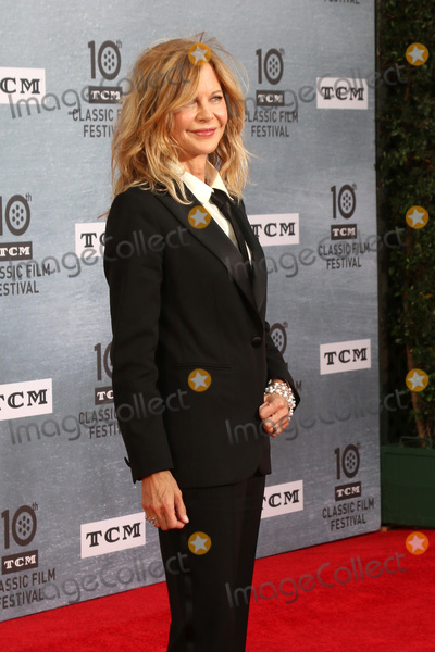 Meg Ryan Photo - LOS ANGELES - APR 11  Meg Ryan at the 2019 TCM Classic Film Festival Gala - 30th Anniversary Screening Of When Harry Met Sally at the TCL Chinese Theater IMAX on April 11 2019 in Los Angeles CA