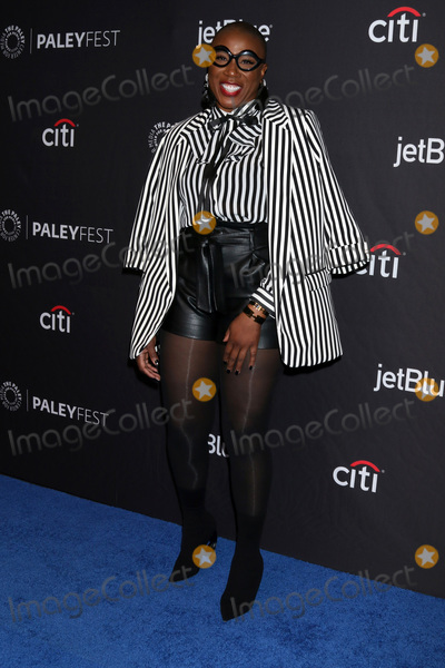 Aisha Hinds Photo - LOS ANGELES - MAR 17  Aisha Hinds at the PaleyFest - 9-1-1 Event at the Dolby Theater on March 17 2019 in Los Angeles CA