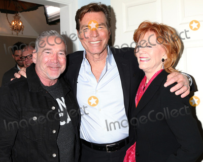 Peter Bergman Photo - LOS ANGELES - JAN 5  Michael Fairman Peter Bergman Kathleen Noone at the All My Children Reunion on Home and Family Show at Universal Studios on January 5 2017 in Los Angeles CA