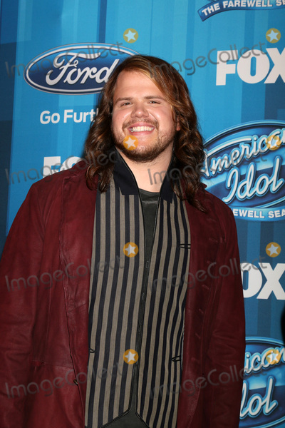 Caleb Johnson Photo - LOS ANGELES - APR 7  Caleb Johnson at the American Idol FINALE Arrivals at the Dolby Theater on April 7 2016 in Los Angeles CA