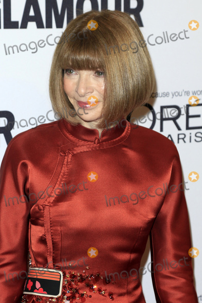 Anna Wintour Photo - LOS ANGELES - NOV 14  Anna Wintour at the Glamour Women Of The Year 2016 at NeueHouse Hollywood on November 14 2016 in Los Angeles CA