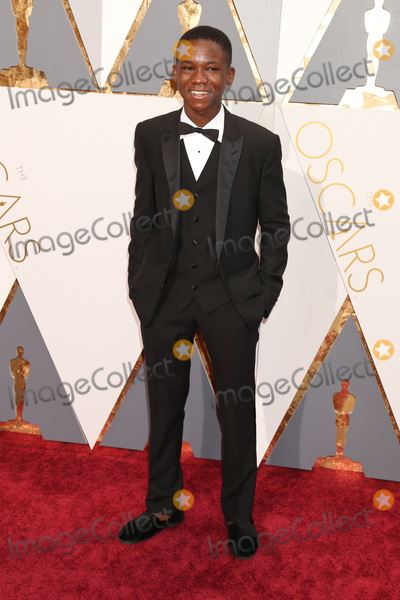 Abraham Attah Photo - LOS ANGELES - FEB 28  Abraham Attah at the 88th Annual Academy Awards - Arrivals at the Dolby Theater on February 28 2016 in Los Angeles CA