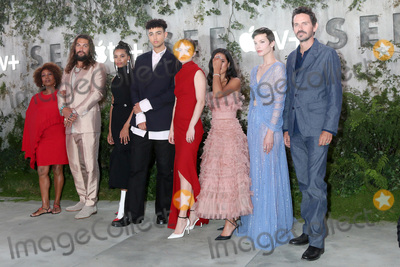 Alfre Woodard Photo - LOS ANGELES - OCT 21  Alfre Woodard Jason Momoa Nesta Cooper Archie Madekwe Hera Hilmar Yadira Guevara-Prip Sylvia Hoeks Christian Camargo at the Apple TVs See Premiere Screening at the Village Theater on October 21 2019 in Westwood CA
