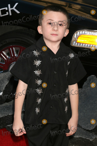 Atticus Shaffer Photo - Atticus Shaffer  arriving at Graumans Chinese Theater for  the premiere of Hancock in Los Angeles CA onJune 30 2008